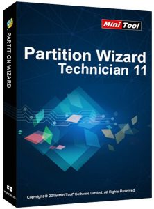 MiniTool Partition Wizard Technician Crack 12.5 With Serial Key